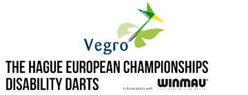 Vegro The Hague European Championships Disability Darts